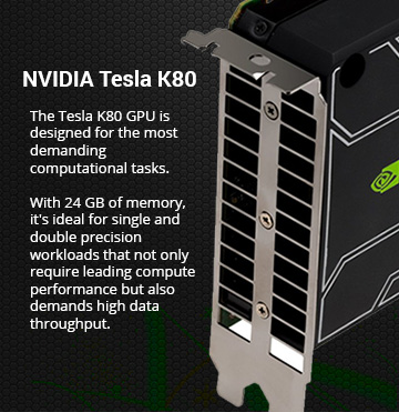 GPU Optimised Workstations Workstations
