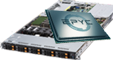 AMD EPYC 7002 Series Single Processor Server