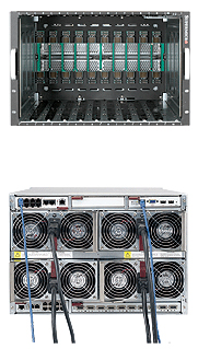 Supermicro SuperBlade Chassis