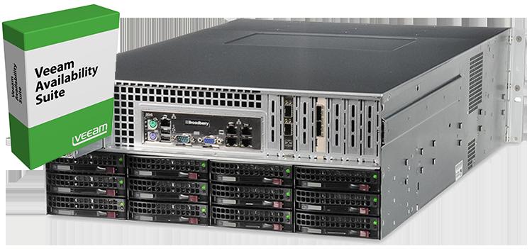 CyberStore Veeam Backup Appliances