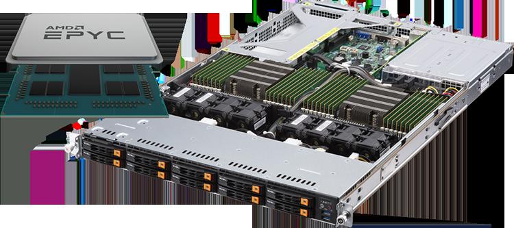 AMD EPYC Servers