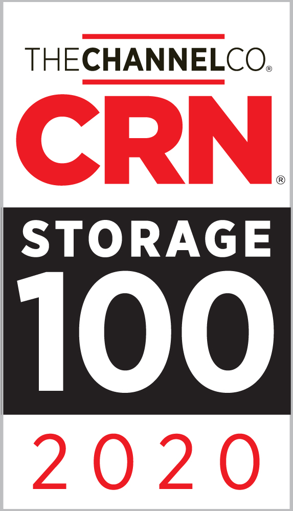 CRN Recognises Veeam on 2020 Storage 100 List