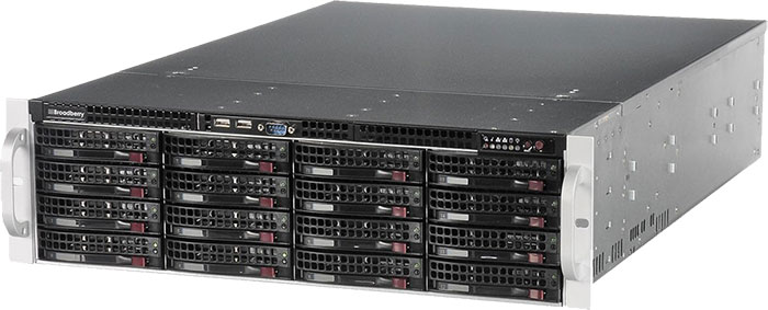 Broadberry Storage Server