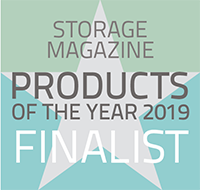 Storage Magazine Products of the Year 2019 Finalist