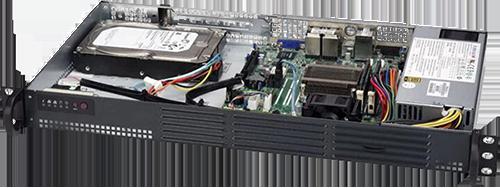 Short Depth Rackmount Servers Perfect Appliance Servers
