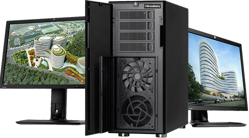 Performance workstations graphics workstations high end workstations - Ultimate cad workstation ...